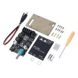 TPA3116D2 50W+50W Speaker Audio Amplifier with Filter HIFI Level 2.0 Stereo bluetooth Digital Power Amplifier Board