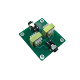 Stereo Audio Anti-interference Isolator Transformer Noise Filter Computer Audio Eliminate Current Sound