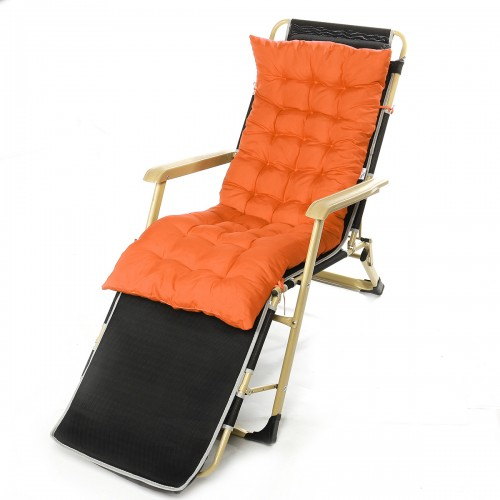 50 Inch Lounge Bench Cushion Indoor Outdoor Chaise Lounger Cushions Rocking High Back Chair Cushion for Home Office Sofa