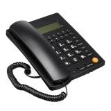 Home Telephone Landline Phone Display Caller ID hands-free Telephone Desk Home Office Hotel Restaurant Use
