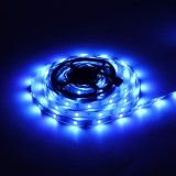 5M LED Light Strip Flexible Lamp 5050 SMD 44-key Remote Controller RGB Colorful Changing String Lights Home Bedroom Lighting