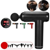 99 Speed 8 Heads Massage Deep Tissue Muscle Vibrating Relaxing Percussion Massager Device Fitness Gym