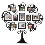 3D Family Tree Photo Picture Frame Collage Wall Stickers Art Home Decor