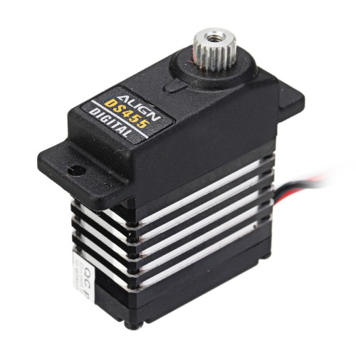 ALIGN DS455/DS455M High Power High Torque Metal Gear Digital Servo for ALIGN 450L 470L RC Helicopter