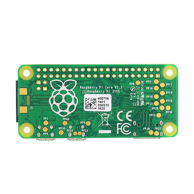 Raspberry Pi Zero V 1.3 Board 1GHz CPU 512MB RAM Mini