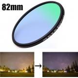 OPTOLONG 82mm Diameter Clear Sky Filter Light Pollution Filter Monocular Telescope Visual Enhance Filter