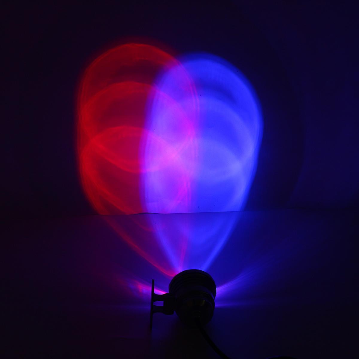 20W RGB LED Spot Lights Underwater Pool Pond Garden Lamp Waterproof + Remote