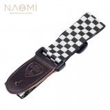 NAOMI Guitar Strap Adjustable Guitar Strap Shoulder Belt For Acoustic/ Electric Guitar Bass Guitar Parts Accessories