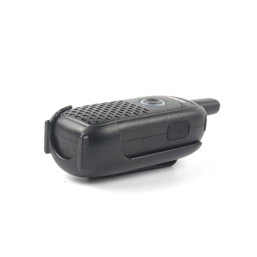 Baojie BJ-Q2 Mini Walkie Talkie 2W 400-470mhz UHF Walkie Talkie Support PMR FRS Walkie Talkie