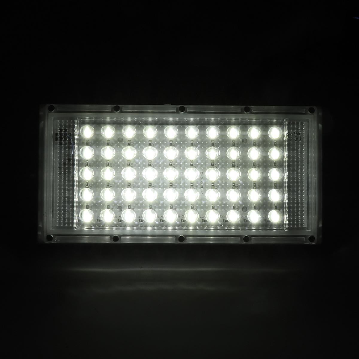 50W 2835 SMD LED Flood Light Weatherproof Garden Outdoor Security Landscape Lamp EU/US Plug AC85-265V