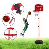 1.2/1.65m Basketball Stands Adjustable Children Basketball Hoop Net Set Kids Sport Training Practice Accessories