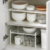 Layered Storage Rack Cabinet Multi-layer Storage Pot Rack Seasoning Rack Rack Kitchen Floor Rack