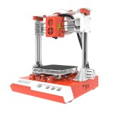 Easythreed K1 Desktop Mini 3D Printer Kit 100X100X100mm Print Size Four Keys Control for Household Education & Students
