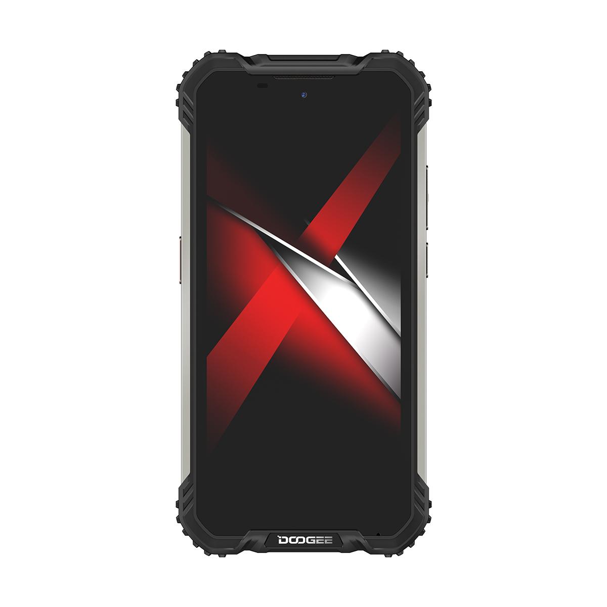 DOOGEE S58 Pro Global Version 5.71 inch IP68/IP69K Waterproof NFC 5180mAh Android 10 16MP AI Triple Rear Camera 6GB 64GB Helio P22 4G Smartphone