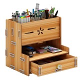 Ins Nordic Creative Multi-functional Storage Box Office Desk Personality Decoration for Home Office