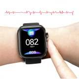 [Touch ECG Monitor] Bakeey GT2 Heart Rate Blood Pressure Oxygen Monitor 10 Sport Modes Low Consumption Smart Watch