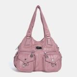 Women Waterproof Anti-theft Large Capacity Crossbody Bag Shoulder Bag Handbag Tote