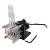Large Flow Anticorrosion Peristaltic Pump Stepper Motor With Right Angle