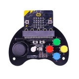 Yahboom Micro:bit Basic Game Handle Programmable Gamepad Micro:bit Joystick Key Expansion Board Kit Wireless Remote Control