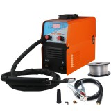 Mini MIG-200 AC220V10% IGBT MIG MMA TIG Gasless Welding Machine Welder Welding Equipment Replace Manual Welding