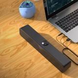 Lenovo L102 Computer Speaker Wired bluetooth 5.0 Speaker Bass Stereo Desktop Subwoofer Soundbar For Macbook Laptop Notebook PC Music Player