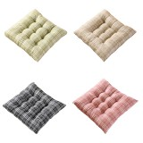 Chair Seat Cushion Square Tatami Cushion Pad Chair Car Sofa Soft Seat Pillow Home Office Decoration