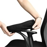 Chair Armrest Pad Memory Cotton Chair Armrest Cushion Anti Skid Elbow Pillow for Home and Office Supplies