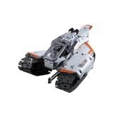 Jupiter Dawn Series Building Blocks Flying Fish Shuttle Static Building Blocks Toys