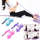 KALOAD Household Body Building Sit-ups Assistant Strap Muscles Chest Expander Fitness Abdominal Muscles Training