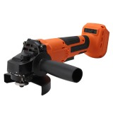 100mm Cordless Electric Angle Grinder Portable Cut Off Polishing Grinding Tool For 18V Makita Battery