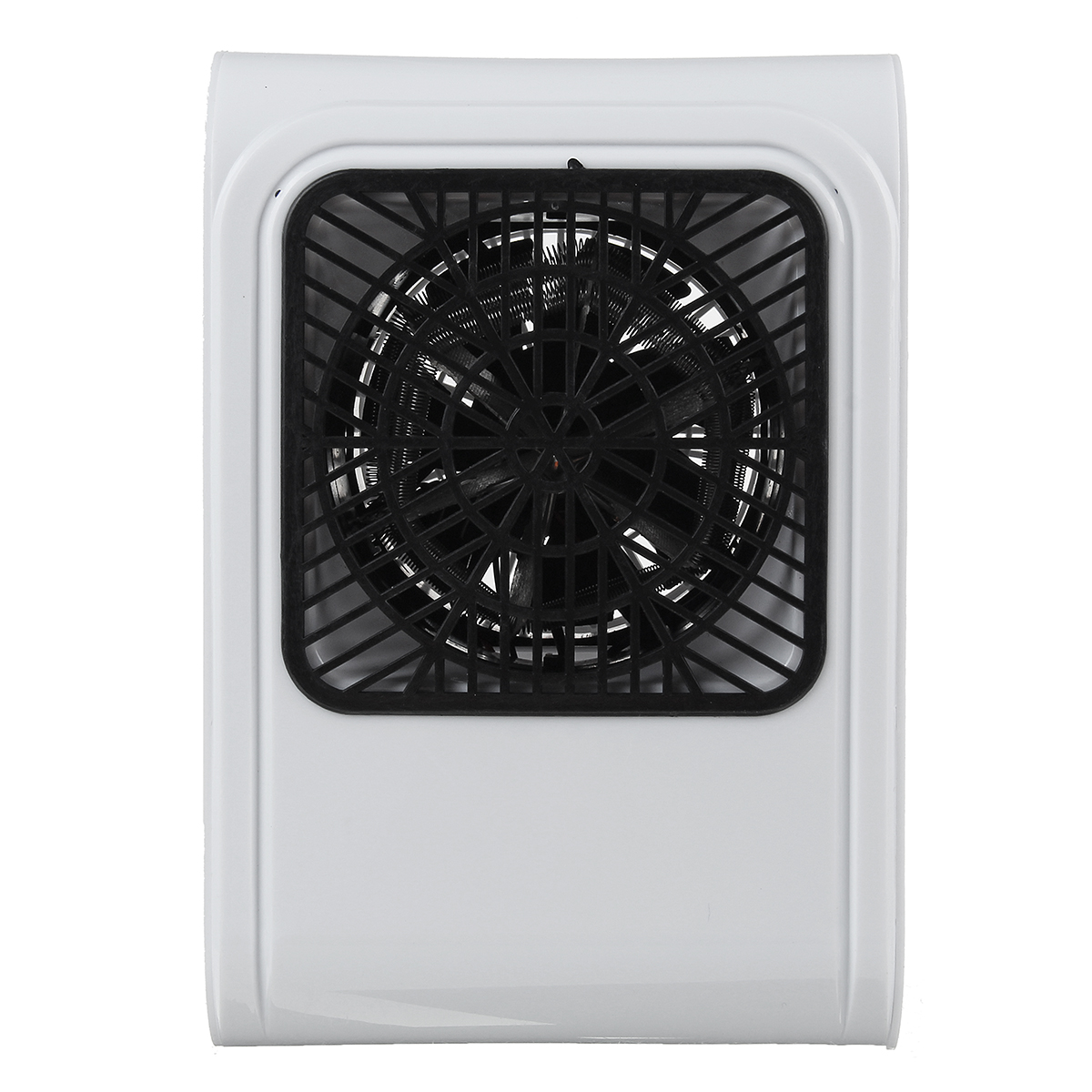 110V 500W Mini Electric Space Heater 2S Quick Heating Portable Electric Heater Fan for Office Home Winter Warmer