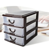 Cosmetics Storage Box Makeup Organizer 2/3/4/5 Layers Drawer Desktop Sundries Container Lipstick Storage Box Jewelry Case