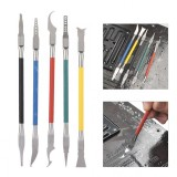 5PCS KGX Mobiile Phone Repair Tool Kits Mainboard Chip Disassemble Removal Accessories Kit