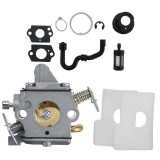 Carburetor Intake Carb Kit For STIHL Chainsaw 017 018 MS170 MS180 #11301200603