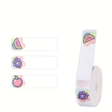 D11 Roll Label Printer Sticker Paper Waterproof Tear-Resistant Price Label Paper