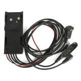 5 in1 Programming Cable 5in1 Line for Motorola GP88 GP300 GP328 GP328 Plus GP88S GM300 GP2000 GP3188 CP150 CB Car Mobile Radio