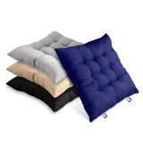 41x41cm Soft Chair Cushion Square Tatami Cushion Indoor Outdoor Sofa Chair Seat Buttocks Cushion Pillow Pads for Home Office