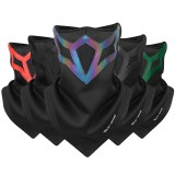 WEST BIKING Winter Cycling Headwear Ski Fishing Sport Scarf Bicycle Full Face Cover Cycling Bandana Face Mouth Cover