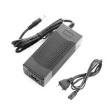LIITOKALA 48V 2A 13S Lithium Battery Pack Charger For 54.6V Lithium-ion Electric Bike Battery 13 Series Battery Power Supply Charger