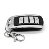 Gate Control for 287-868 MHz Garage Door Remote Control Duplicator 433.92MHz 868.3MHz Gate Door Opener for Fixed Rolling Code