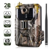 Suntek HC-900M 2G MMS SMS Email 16MP HD 1080P 0.3s Trigger 120 Range IR Night Version Wildlife Trail Hunting Camera Trap Camera