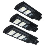 220/440/660LED Solar Street Light Integrated Sensor Light Outdoor Waterproof LED Street Light Solar Garden Light
