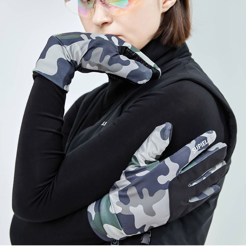 Supai Aerogel Waterproof Touch Screen Gloves Winter Warm Motorcycle Riding Men Women from Xiaomi Youpin
