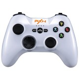 PXN PXN-9603 2.4G Wireless Game Controller Vibration Gamepad for TV Box Android TV Mobile Phone Tablet Computer PC for PS3 Game Consoles