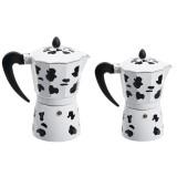 CHUANGJUN G03650 Coffee Pot 6/9Cups Percolator Moka Stove Top Italian Style Espresso Maker