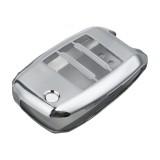 TPU Remote Key Cover Fob with Button Film For Kia Rio QL Sportage Ceed K2 K3 K4