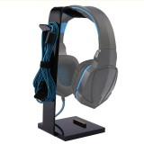 Universal Acrylic Headset Headphone Gaming Earphone Holder Hanger Display Stand