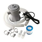 300G Swimming Pool Electric Filter Pump Fish Pond Fountain Water Filter Household Pool Cleaner Circulating Pump