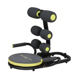 KALOAD Multifunction Abdominal Trainers Beauty Waist Adjustable Folding Core Abdomen Machine Sit Up Benches Home Fitness Gym Exerciser