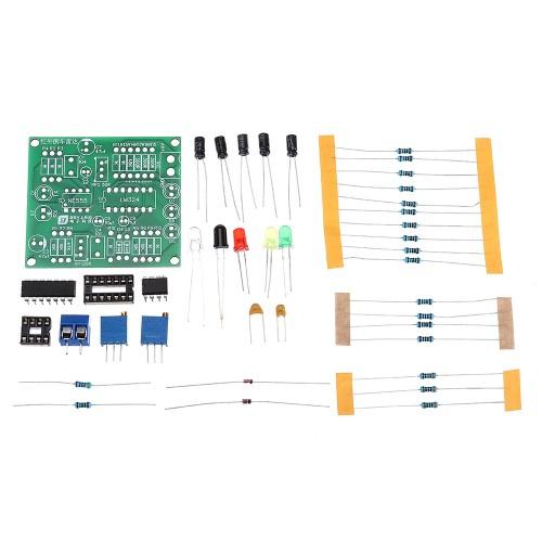 Infrared Reversing Radar Electronic Module Parts Electronic DIY Kit Analog Reversing Radar Electronic Training Kit